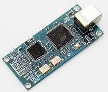 ATSAM3U1C XC2C64A Combo384 USB à I2S Interface Numérique Se Référer à Amanero USB IIS Soutien DSD512 32bit 384 K I2S Sortie pour Audio