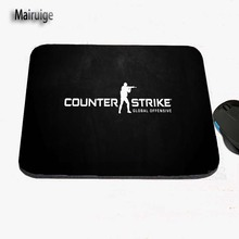 Sizzling promote DIY CSGO video games LOGO print customized antiskid pc desk rubber mouse pad desk mat, can be utilized as a present