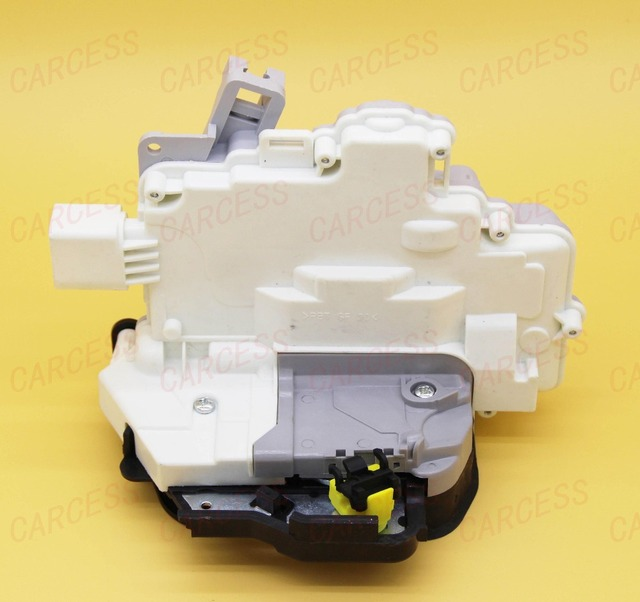 OE 4F0839015A 8E0839015AA REAR LEFT CENTRAL DOOR LOCK LATCH ACTUATOR MECHANISM FIT FOR AUDI A6 C6 WITH 8 PINS