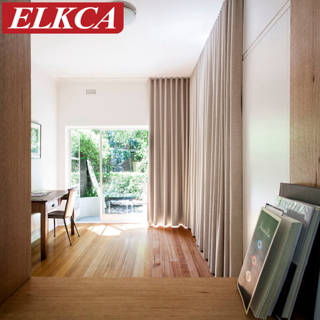 blackout bedroom curtains. Japan Solid Color Faux Linen Blackout Curtains for Living Room Bedroom  Window the