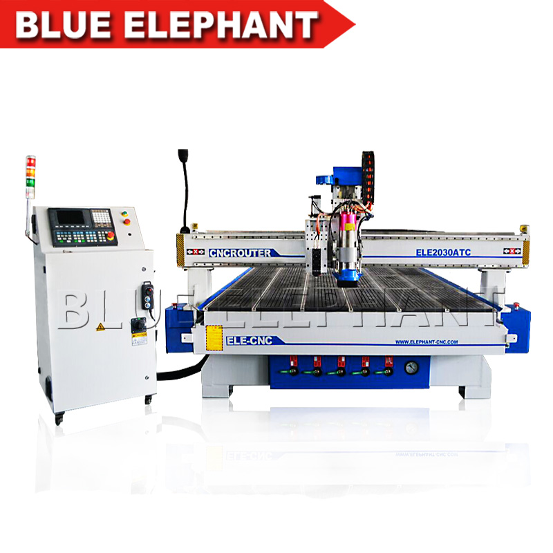 CNC Router Made in China 4 axis CNC Router Engraver Machine 2000 ...