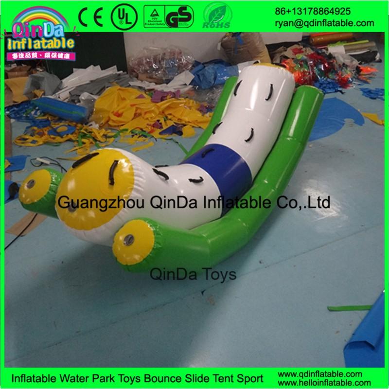 inflatable water seesaw teeter16