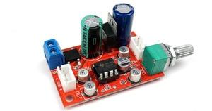 Image 3 - 12V 24V NE5532 OP AMP HIFI Amplifier Preamplifier Volume Tone EQ Control Board