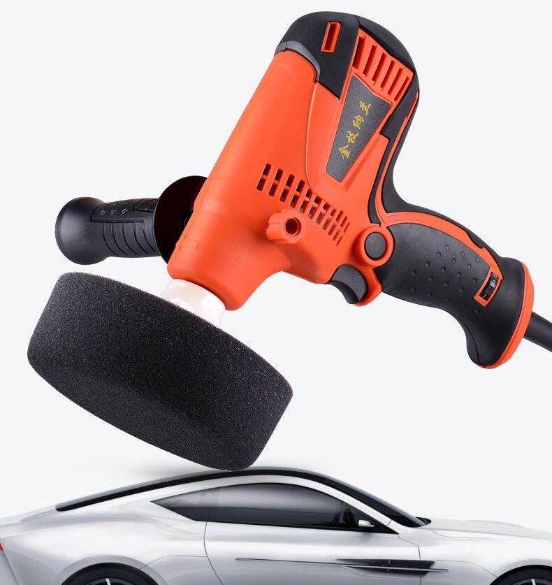 Electric Car Furniture polishing machine waxing machine Scratch repair tool 220V charging 12v lithium car polishing waxing machine household car furniture wireless portable adjustable speed polishing machine