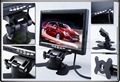 LCD de 7 pulgadas Monitor de Pantalla del Monitor Displayer FPV Fotografía de la Estación Terrena de color externo batería PAL/NTSC