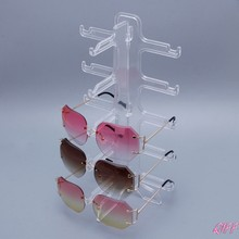 5 Layers Glasses Eyeglasses Sunglasses Show Stand Holder Frame Display Rack(China)