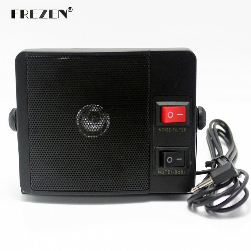 3.5mm Jack Heavy Duty TS-750 External Speaker For Yaesu Kenwood Icom CB Radio