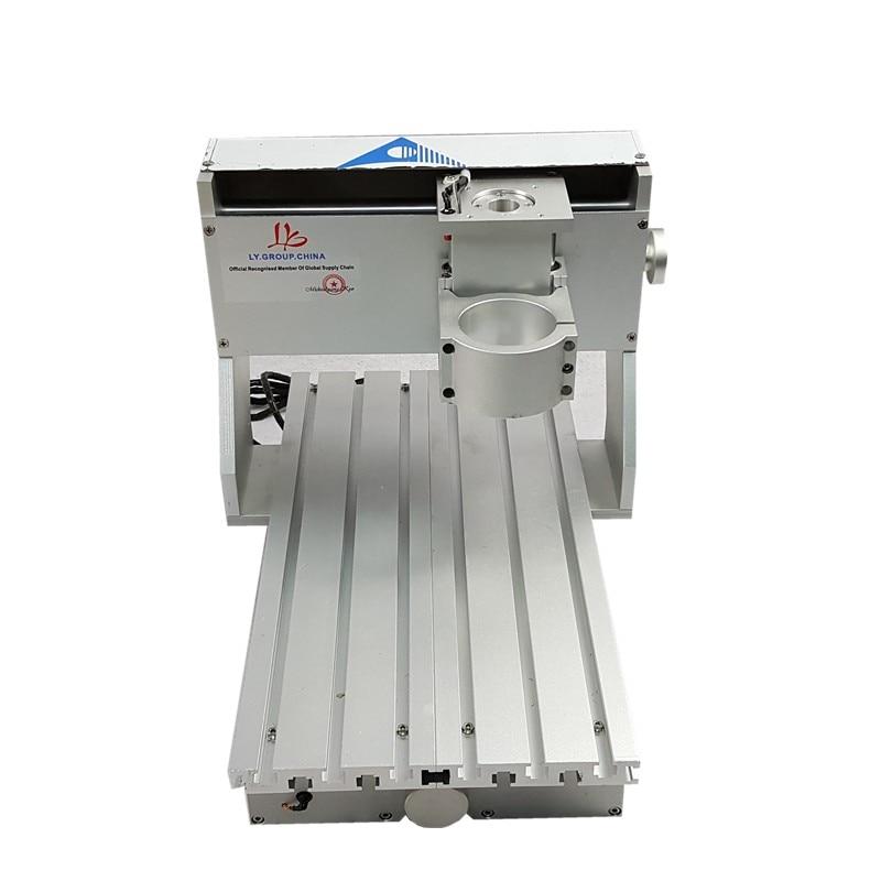 Nouveau CNC 3020 Machine cadre Kit Section épaissie Mini bois fraisage routeur tour plus Stable