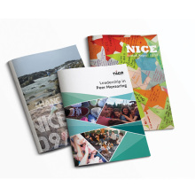 Купить с кэшбэком Company catalogues  magazine printing with nice price
