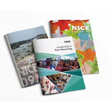 Company catalogues  magazine printing with nice price  цена и фото