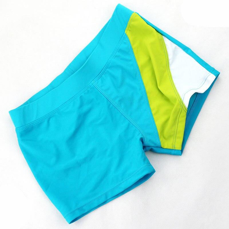 New Boys Swimwear Patchwork Fit 8-16Y Swimming Trunks Kid Children