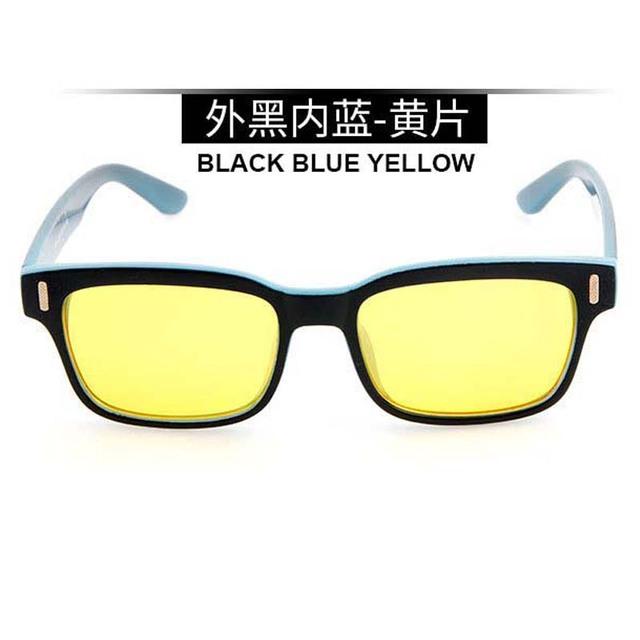 Gafas de ordenador de rayos azules para hombre con pantalla de radiación