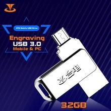 Teclast OTG 32gb usb flash drive usb 3.0 for Android mobile Phone pen drive 16gb USB Stick wedding gifts flash memory pendrive