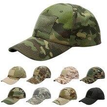 Puimentiua 17 узор на выбор камуфляжная бейсболка Тактический Патч в виде шляпы армейская тактическая Бейсболка унисекс камуфляжная шляпа