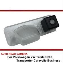Para Volkswagen VW Transporter Caravelle Multivan T4 Negócios HD CCD Car Estacionamento Reversa Backup Rear View Camera Night Vision