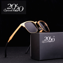 New Polarized Sunglasses Men Aluminum Magnesium Alloy Frame Fashion Driving Glasses Women Eyewear 8558