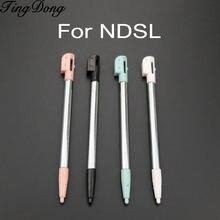 Металлический сенсорный Стилус tingdong для nintendo ndsl сменный