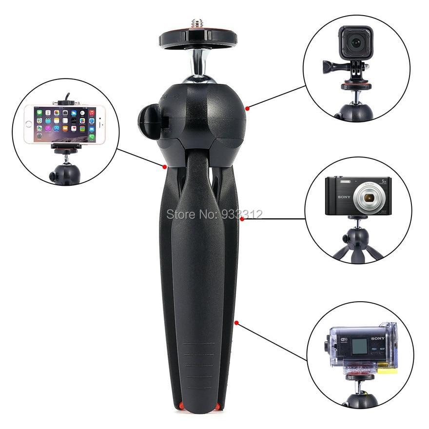 Για Xiaomi yi YUNTENG Tripod + Bluetooth Κάμερα - Κάμερα και φωτογραφία - Φωτογραφία 3