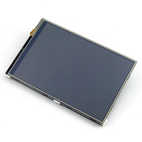 Raspberry Pi 4 inch HDMII hiển thị Cảm Ứng màn hình màn Hình LCD IPS Wide xem độ nét cao IO Feet trực tiếp đưa vào