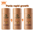 3 bottles authentic men oil penis enlargement product care pumps & enlargers supplies topical powerful delay free shipping