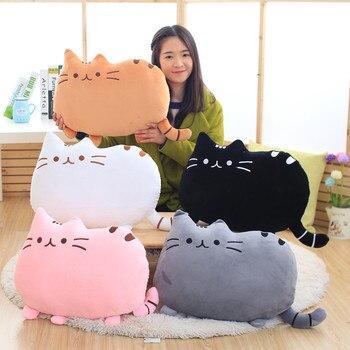 Плюшевые игрушки кошечки 40*30 см
