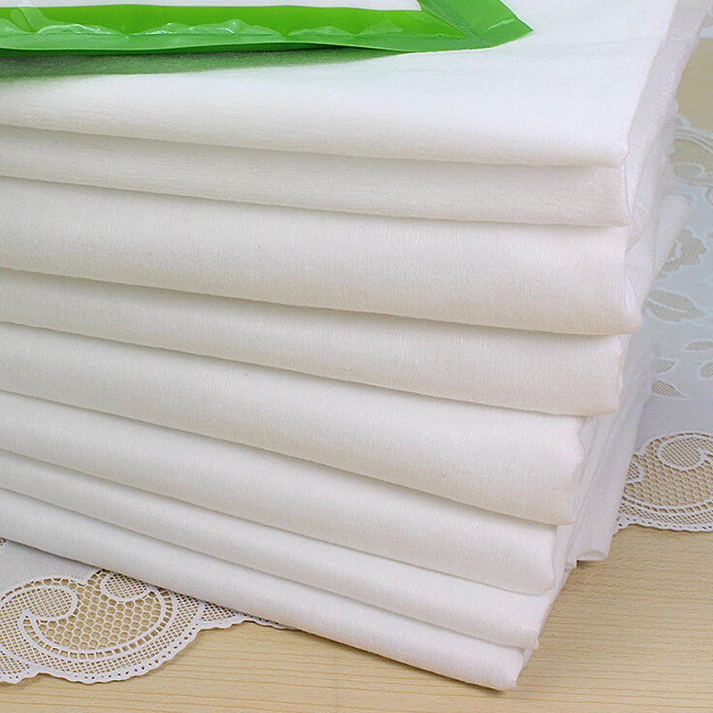 Disposable Bath Towel Soft Cotton Quick Drying Hand Hair Bathroom Round Beach Towel For Travel