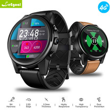 leegaol GPS WIFI Smart Watch Men  THOR 4 PRO 4G SmartWatch SIM Bluetooth 4.0 16GB+1GB 5MP Camera 1.6 inch Crystal Display 600mAh