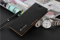 For Sony Z3 Case Free Shipping New 2015 Arrival Luxury Business Retro Genuine Leather Cover Case