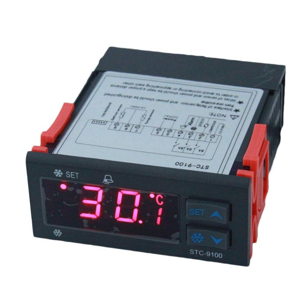 Temperature Controller Thermostat Termostato Estacion Meteorologica Digital Termostat Station Meteo Thermostaat thermoregulator