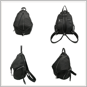 Image 2 - AVROs MODA Fashion Casual Backpack Women Shoulder Bags Ladies Genuine Leather Large Capacity Teenager School Travel Backpacks