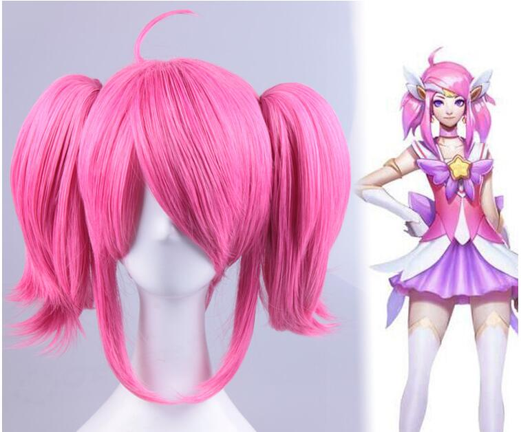 Free PP Game LoL Cosplay Costume Lux Cosplay Magical girl Lux ...