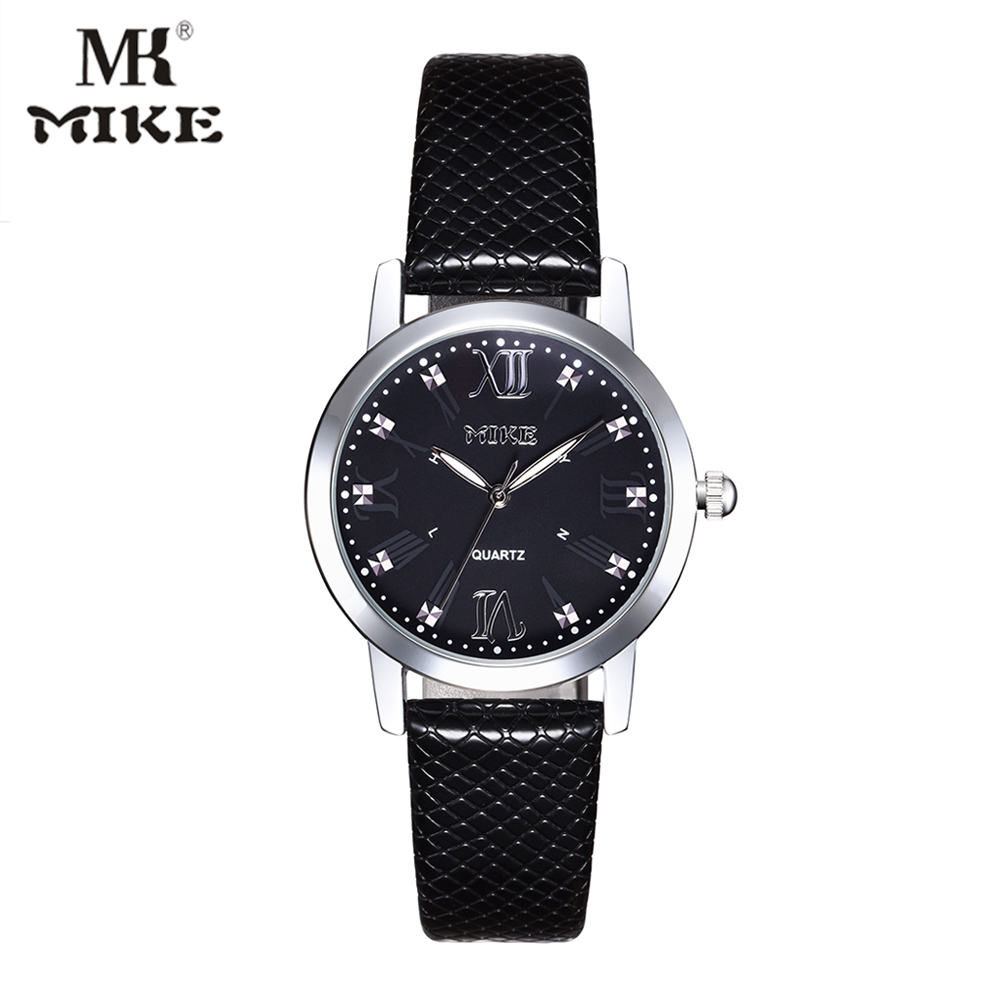 Mike Watch 4 Fashion colors ladies watches Lovers