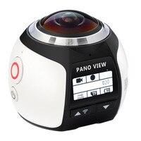 Sansnail V1 camera 360 Action Camera Wifi 2448*2448 Ultra HD Mini Panorama Camera 360 Degree Sport Driving VR Camera