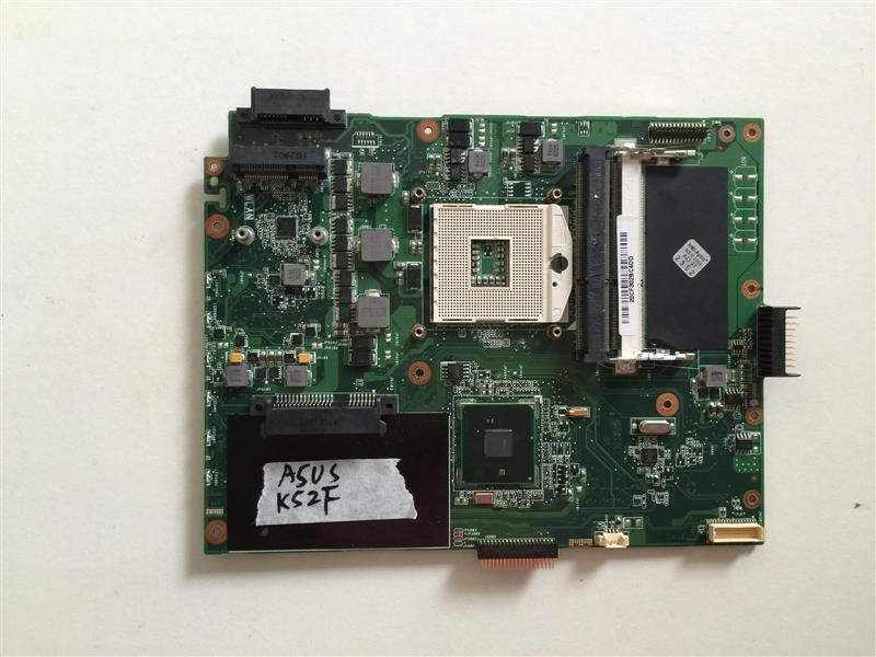 High quality laptop motherboard for ASUS K52Fmainboard 60-NXNMB1000 HM55 PGA989 DDR3 100% Fully tested