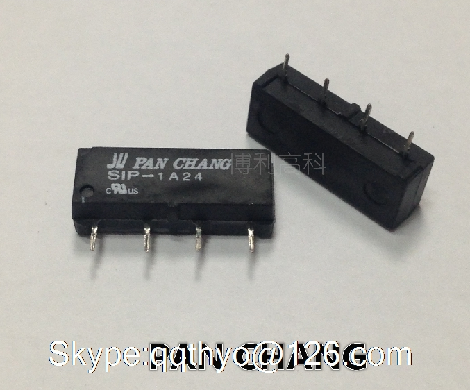 compare prices on 4 pin relay online shopping buy low price 4 pin shipping 50pcs lot 100% new original pan chang reed relay sip 1a24
