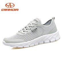 Men Running Shoes Profession Light Outdoor Walking Sport Jogging Footwear Breathable Sweat-Absorbant Women Sneakers Size 35-48