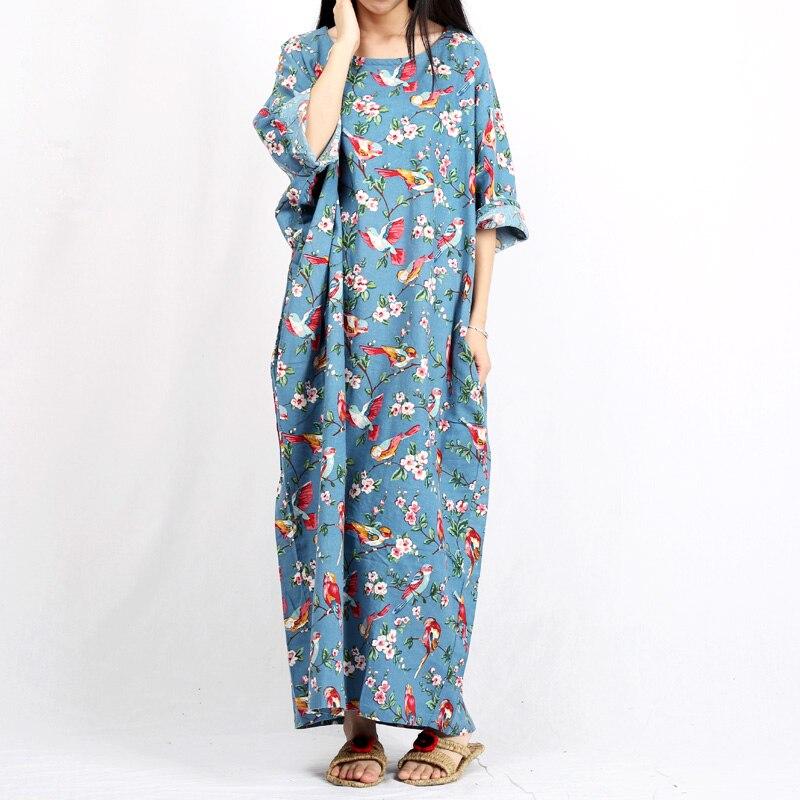 زائد حجم الأزهار النساء اللباس 2018 - ملابس نسائية