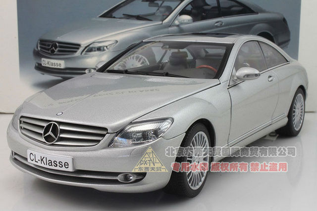 Low Price Autoart 1 18 Mercedes Benz Cl Klasse Coupe Model Car 76164