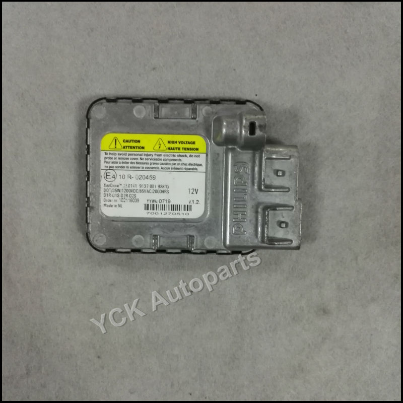 Wholesale Original 1PC D1S D1R D2S D2R HID Xenon Ballast Control Unit 10R-020459 10R020459  (Genuine and Used) wholesale r