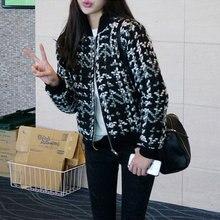 Большие размеры Хаундстут пальто женские осенние и зимние толстые клетчатые  женский офисный жакет женские корейские короткие шер. 87872bc9e52