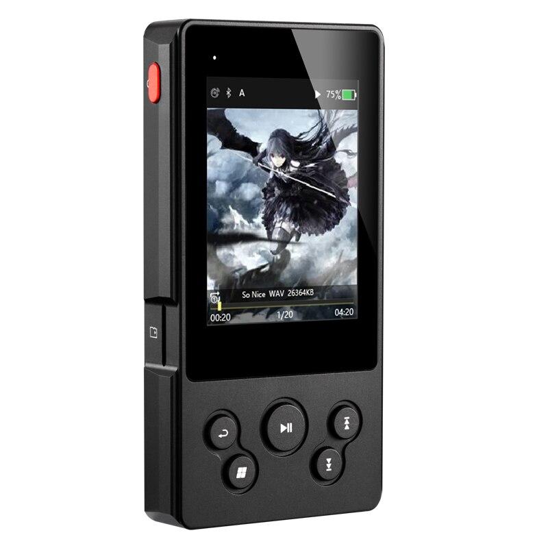 XDUOO X10T II Bluetooth HIFI platine numérique lecteur de musique support MP3 DSD256 PCM 384HKz/32Bit optique/Coaxial/AES/sortie USB