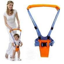 Nova marca criança infantil do bebê arnês caminhada aprendizagem assistente walker jumper cinta cinto de segurança rédeas arnês