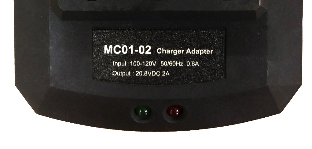 MC01-02 Charger Adopter