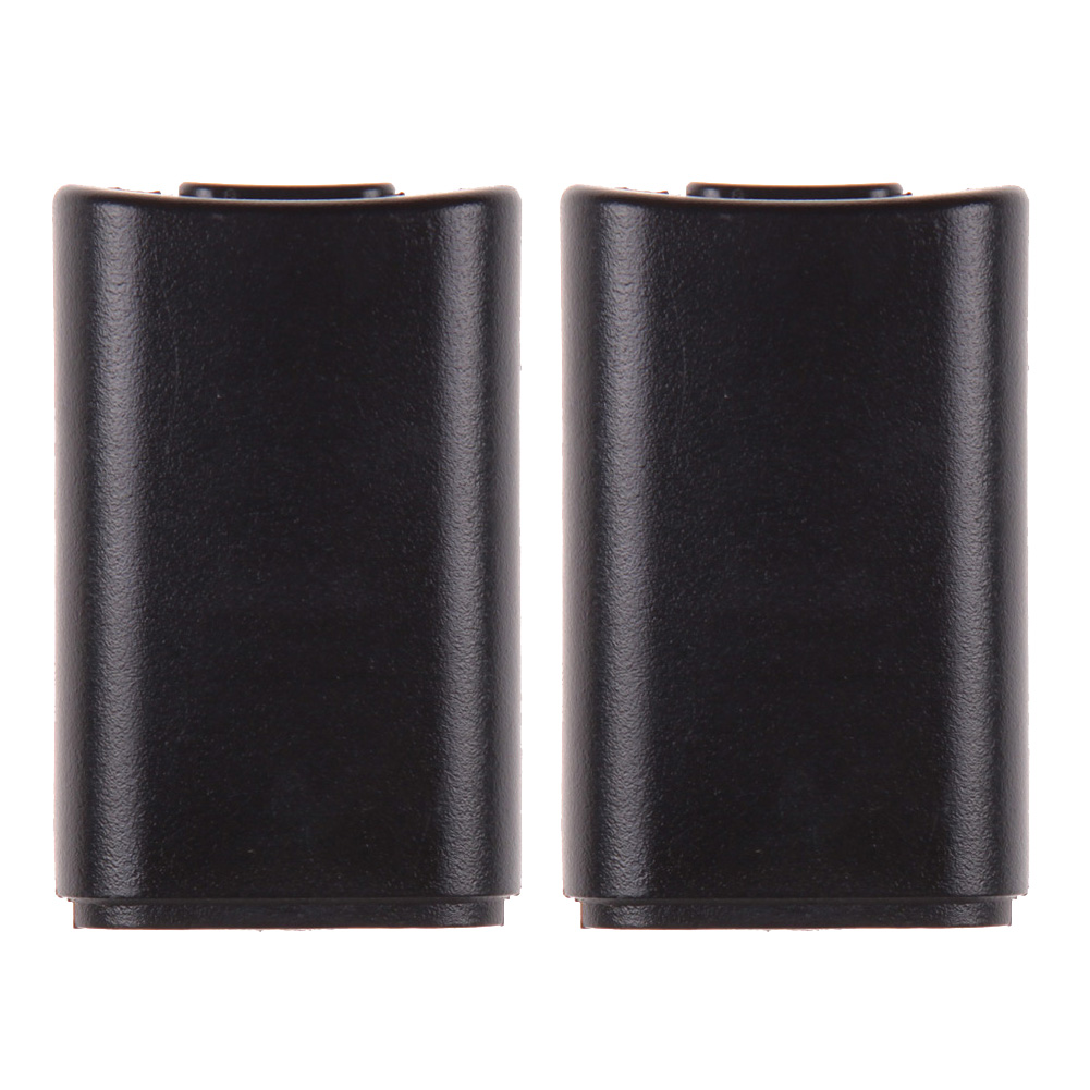 New Arrival Black AA Battery Pack Case Cover Battery Holder Shell for Xbox 360 Wireless Controller Console