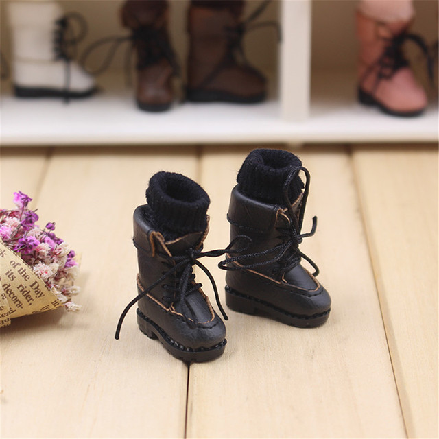 Neo Blythe Doll Riding Shoes