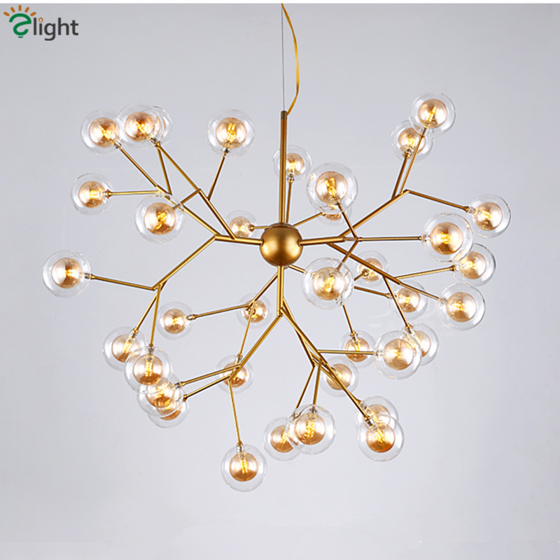 Post-Moderne Double Abat-Jour En Verre G4 Led Pendentif Lampe Lustre Pendentif Lumières Pour Salon Luminaria Suspendre Lampe Lamparas