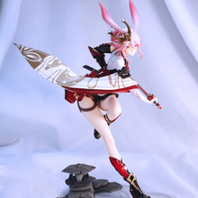 Anime Honkai Impact 3 Sakura Yae Heretic Miko Sexy girls PVC Action Figures toys figure Toys