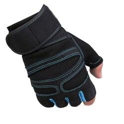 Спортивные перчатки для бодибилдинга, тренажеры для занятий спортом, тренажеры для тренировок, дышащие наручные перчатки, 2019