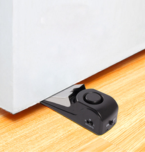 125 dB Anti-theft Security Burglar Door Stopper Alarm System