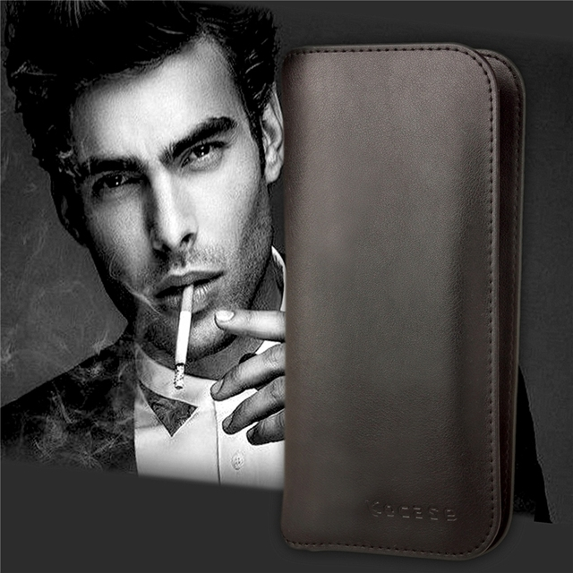 Genuine Leather Case for Coque Samsung Galaxy Nexus Case Wallet Flip Cover For Samsung Galaxy Nexus Housing Etui Capinha